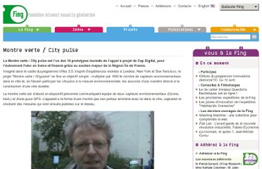 http://fing.org/?Montre-verte-City-pulse
