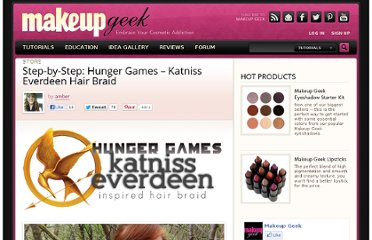 http://www.makeupgeek.com/tutorials/hair-tutorials/step-by-step-hunger-games-katniss-everdeen-hair-braid/