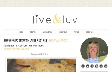http://livebythesunluvbythemoon.blogspot.com/search/label/Recipes