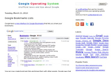 http://googlesystem.blogspot.com/2010/03/google-bookmarks-lists.html