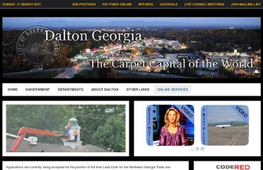 http://www.cityofdalton-ga.gov/index.php/online-services/work-for-the-city/job-postings