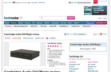 http://www.techradar.com/reviews/audio-visual/hi-fi-and-audio/audio-systems/cambridge-audio-dacmagic-465736/review