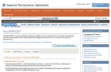 http://www.apa.org/pubs/databases/psycarticles/index.aspx