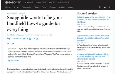 http://gigaom.com/2012/03/29/snapguide-wants-to-be-your-handheld-how-to-guide-for-everything/