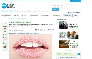 http://www.mnn.com/your-home/at-home/stories/24-smart-uses-for-sugar
