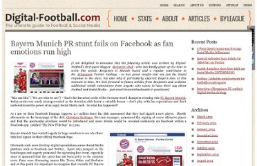 http://digital-football.com/featured/bayern-munich-pr-stunt-fails-on-facebook-as-fan-emotions-run-high/