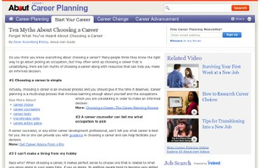 http://careerplanning.about.com/od/careerchoicechan/a/myths_choice.htm