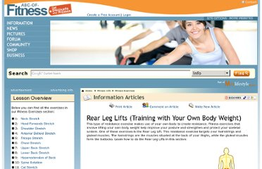 http://www.abc-of-fitness.com/training-own-body-weight/rear-leg-lifts.asp