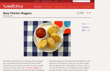 http://weelicious.com/2012/03/29/chicken-nuggets/