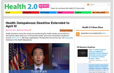 http://www.health2news.com/2012/03/29/health-datapalooza-deadline-extended-to-april-6/
