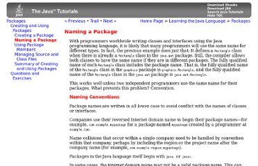 http://docs.oracle.com/javase/tutorial/java/package/namingpkgs.html