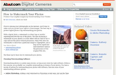 http://cameras.about.com/od/photoeditingtips/a/How-To-Watermark-Your-Photos.htm