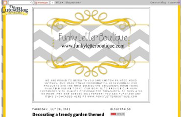 http://funkyletterboutique.blogspot.com/2011/07/decorating-trendy-garden-themed-girls.html