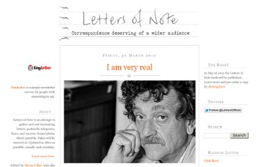 http://www.lettersofnote.com/2012/03/i-am-very-real.html
