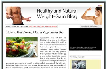 http://www.gainingweight.info/how-to-gain-weight-on-a-vegetarian-diet/