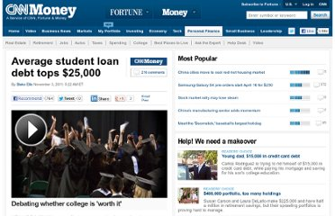 http://money.cnn.com/2011/11/03/pf/student_loan_debt/index.htm