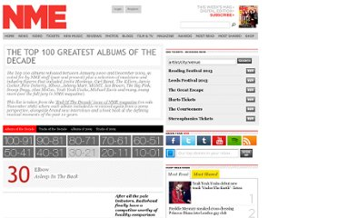 http://www.nme.com/list/the-top-100-greatest-albums-of-the-decade/158049/page/8/
