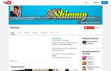 http://www.youtube.com/user/shimmycocopuffsss