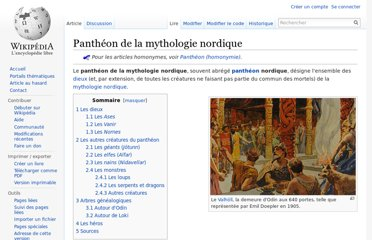 http://fr.wikipedia.org/wiki/Panth%C3%A9on_de_la_mythologie_nordique