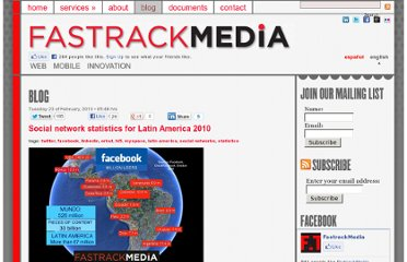 http://english.fastrackmedia.com/blog/post/social-network-statistics-for-latin-america-2010/