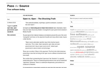 http://passthesource.org.nz/2010/03/23/open-vs-open-the-shocking-truth/