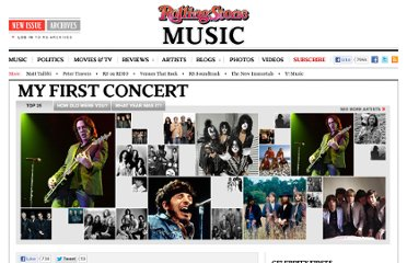 http://www.rollingstone.com/music/first-concert