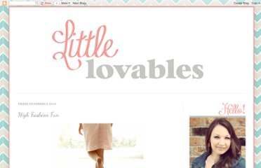 http://littlelovables.blogspot.com/2010/11/high-fashion-fun.html