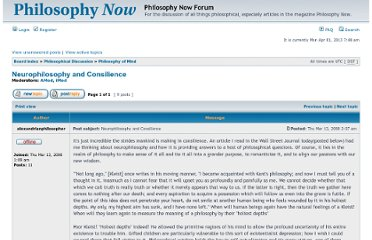 http://forum.philosophynow.org/viewtopic.php?t=387