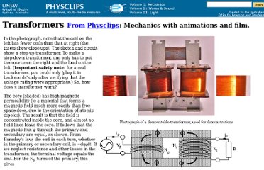 http://www.animations.physics.unsw.edu.au/jw/transformers.html