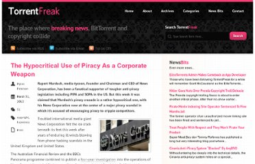 http://torrentfreak.com/the-hypocritical-use-of-piracy-as-a-corporate-weapon-120331/
