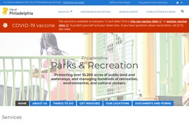 http://www.phila.gov/recreation/