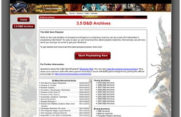 http://www.wizards.com/default.asp?x=dnd/archives