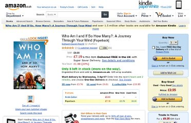 http://www.amazon.co.uk/Who-Am-If-How-Many/dp/1849011028
