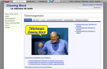 http://chewingword.wikidot.com/fr-download