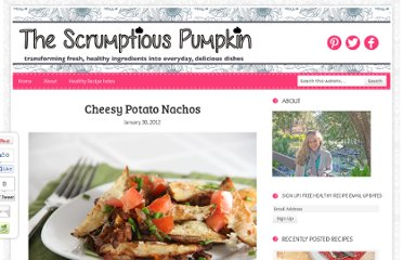 http://thescrumptiouspumpkin.com/2012/01/30/cheesy-potato-nachos/