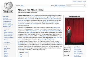 http://en.wikipedia.org/wiki/Man_on_the_Moon_(film)