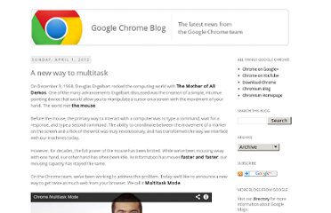 http://chrome.blogspot.com/2012/03/new-way-to-multitask.html