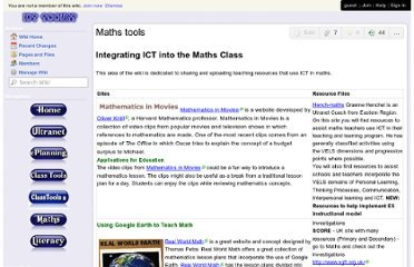 http://icttoolkit.wikispaces.com/Maths+tools