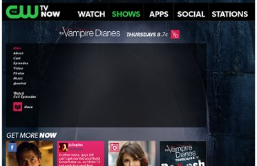 http://www.cwtv.com/shows/the-vampire-diaries