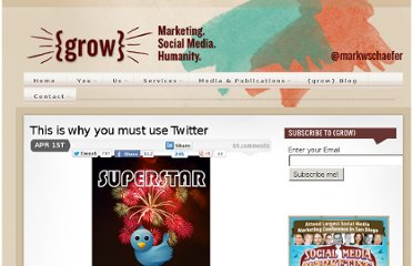 http://www.businessesgrow.com/2012/04/01/this-is-why-you-must-use-twitter/