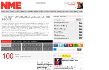 http://www.nme.com/list/albums-of-the-decade/158049
