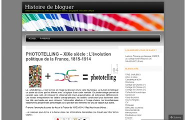 http://leprofdhistoire.wordpress.com/2012/04/01/phototelling-xixe-siecle-levolution-politique-de-la-france-1815-1914/