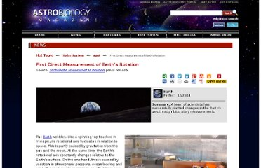 http://www.astrobio.net/pressrelease/4419/first-direct-measurement-of-earths-rotation