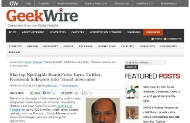 http://www.geekwire.com/2012/startup-spotlight-readypulse-identifies-twitter-facebook-influencers/