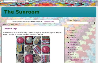 http://goodtimesithinkso.blogspot.com/search/label/Crochet%20Rag%20Rug