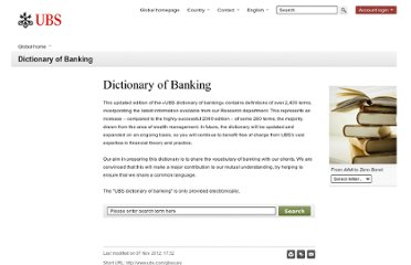http://www.ubs.com/global/en/DictionaryOfBanking.html