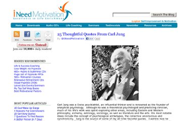 http://www.ineedmotivation.com/blog/2008/11/25-thoughtful-quotes-from-carl-jung/