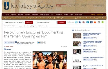 http://www.jadaliyya.com/pages/index/4877/revolutionary-junctures_documenting-the-yemeni-upr