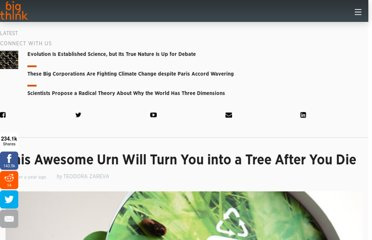 http://bigthink.com/design-for-good/this-awesome-urn-will-turn-you-into-a-tree-after-you-die