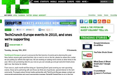 http://techcrunch.com/2010/01/19/techcrunch-europe-events-in-2010-and-ones-were-supporting/